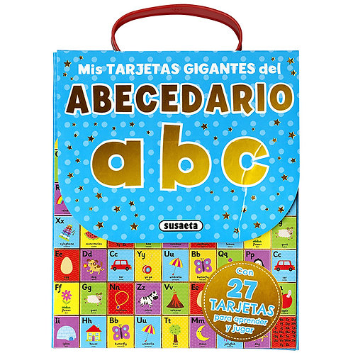 FLASHCARDS GIGANTES ABC