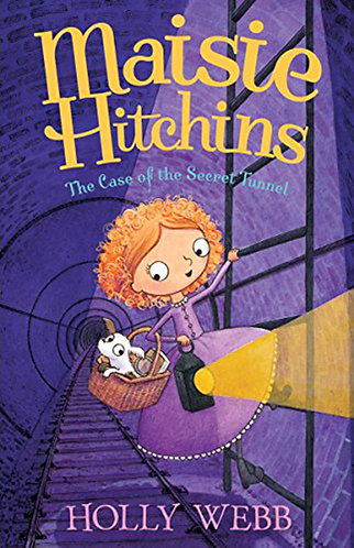 MAISIE HITCHINS AND THE CASE OF THE SECRET TUNNEL - Inglés
