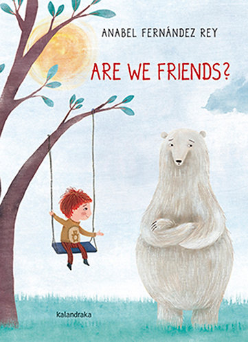 ARE WE FRIENDS? - Inglés