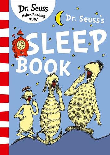 SLEEP BOOK (DR. SEUSS) - Inglés