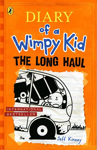 THE LONG HAUL (Diary of a Wimpy Kid) - Inglés