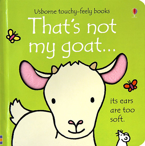 THAT´S NOT MY GOAT - Inglés