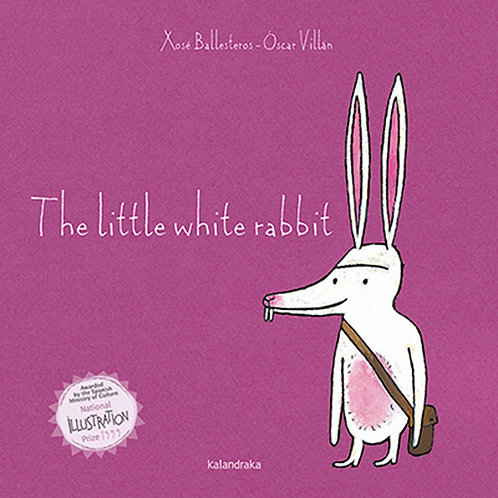 THE LITTLE WHITE RABBIT - Inglés