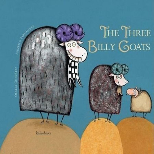 THE THREE BILLY GOATS - Inglés