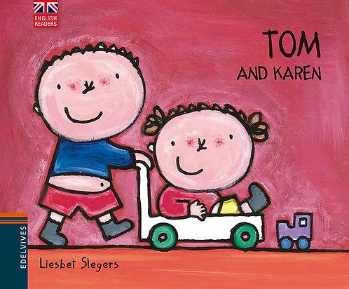 TOM AND KAREN - Inglés