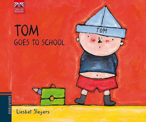 TOM GOES TO SCHOOL - Inglés