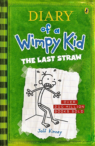 THE LAST STRAW (Diary of a Wimpy Kid) - Inglés
