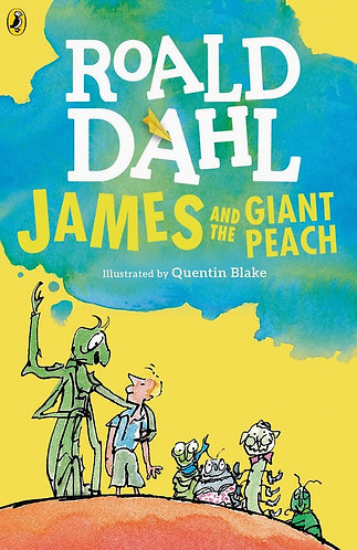 JAMES AND THE GIANT PEACH - Inglés