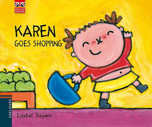 KAREN GOES SHOPPING - Inglés