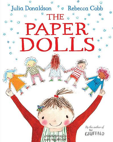 PAPER DOLLS JULIA DONALDSON - Inglés