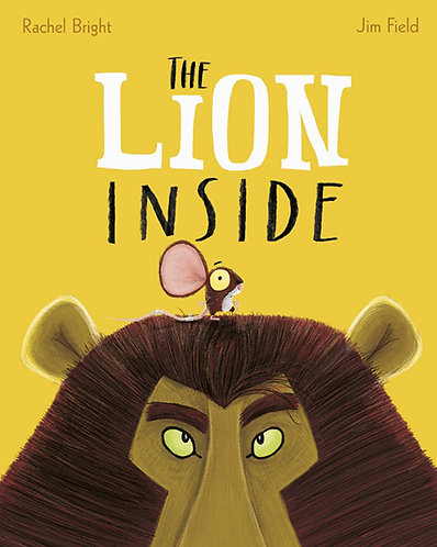THE LION INSIDE - Inglés
