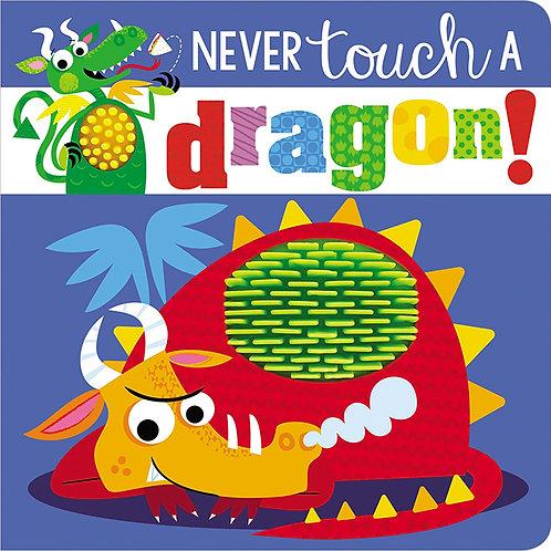 NEVER TOUCH A DRAGON - Inglés