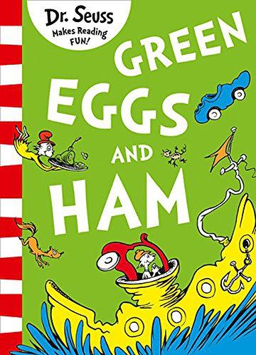 GREEN EGGS AND HAM (DR. SEUSS) - Inglés