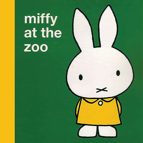 MIFFY AT THE ZOO - Inglés
