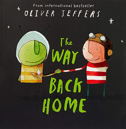 THE WAY BACK HOME - Inglés