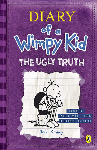 THE UGLY TRUTH (Diary of a Wimpy Kid) - Inglés