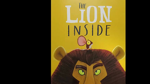 The Lion Inside Storytelling by Mr. Boops