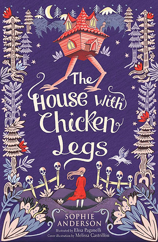 THE HOUSE WITH CHICKEN LEGS - Inglés