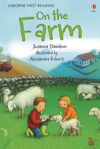 ON THE FARM - Inglés