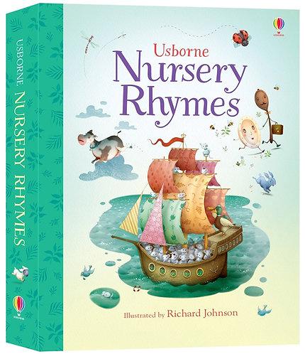 NURSERY RHYMES - Inglés