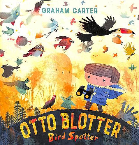 OTTO BLOTTER, BIRD SPOTTER - Inglés