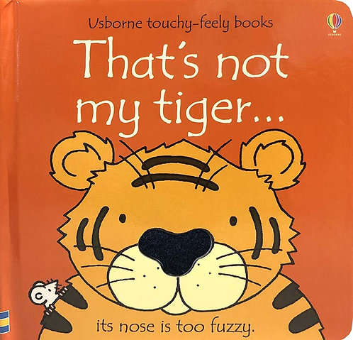 THAT´S NOT MY TIGER - Inglés