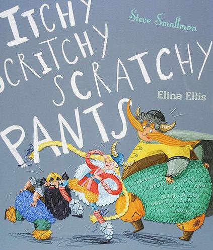 ITCHY, SCRITCHY, SCRATCHY PANTS - Inglés