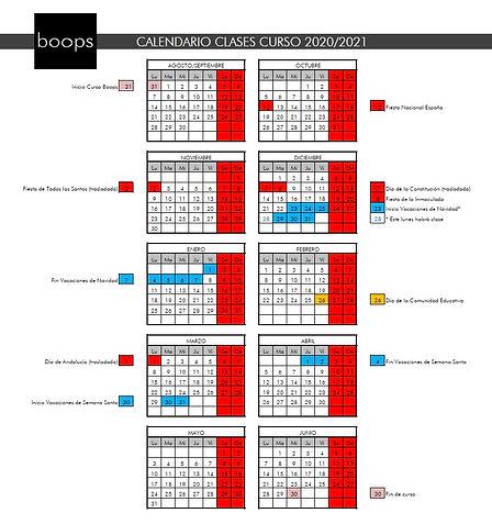 calendario-curso-2020-2021-boops-granada