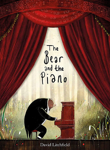 THE BEAR AND THE PIANO - Inglés