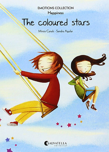 THE COLOURED STARS - Inglés