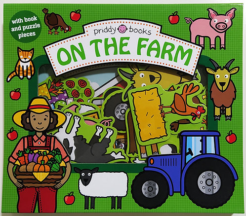LET´S PRETEND ON THE FARM- Inglés