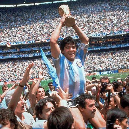 Il mio Maradona