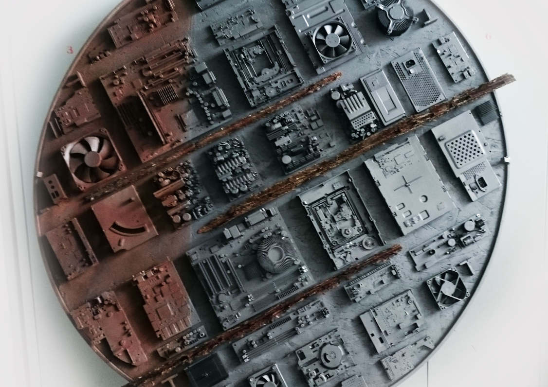 NY metal/rust