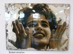 Broken emotion