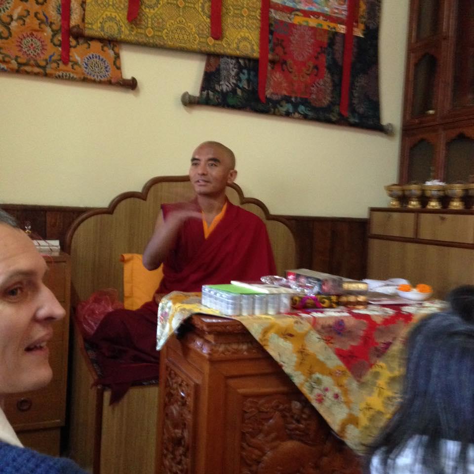 Mingyour Rinpoché