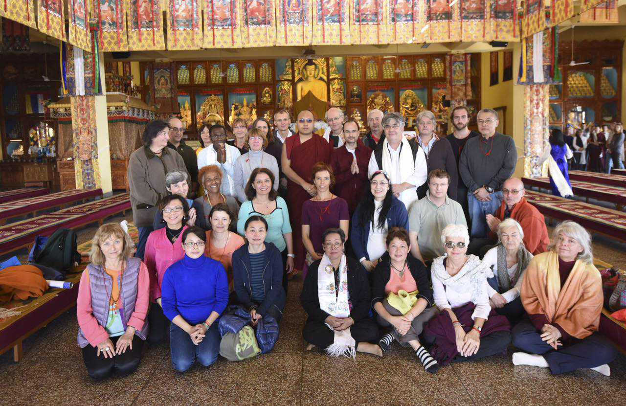 Le 17ème Karmapa
