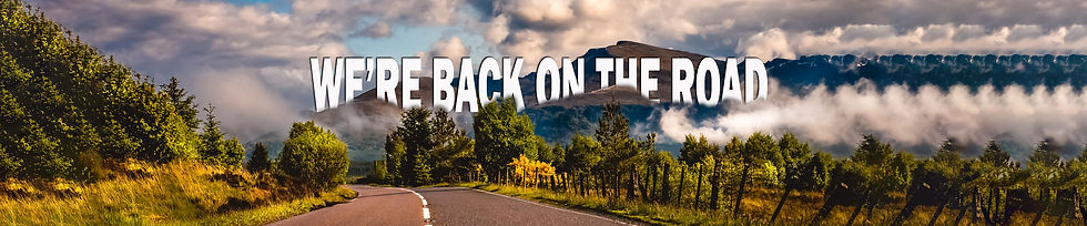 Were back on the road shutterstock_14903