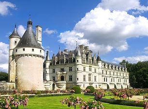 Loire Valley Chenonceaux Castle  4190972