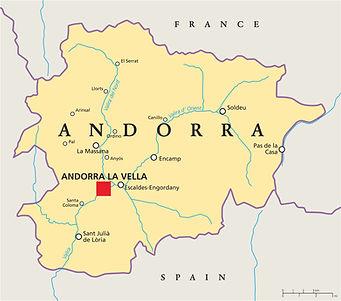 Andorra map shutterstock_251177857.jpg