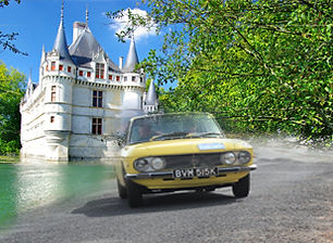 Classic Rally Tours Loire Valley web blo