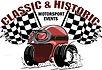 Clsassic & Historic Motorsports web logo