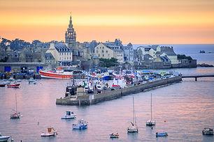 Brittany port of Roscoff 54622334_xxl.jp