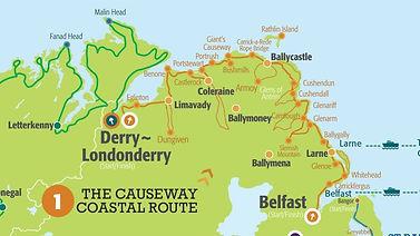 Causeway coastal route map.jpg