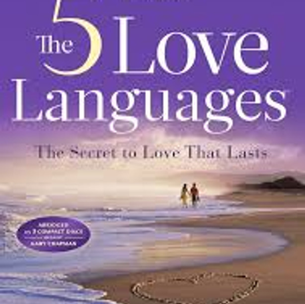 "Gary Chapman ""5 Language of Love"""