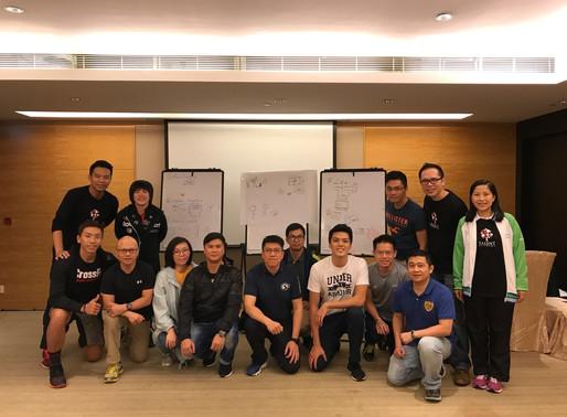 [ Talent Development  Program x Hong Kong Elite Athletes]