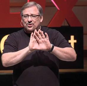 "Rick Warren ""Purpose Driven Life"""