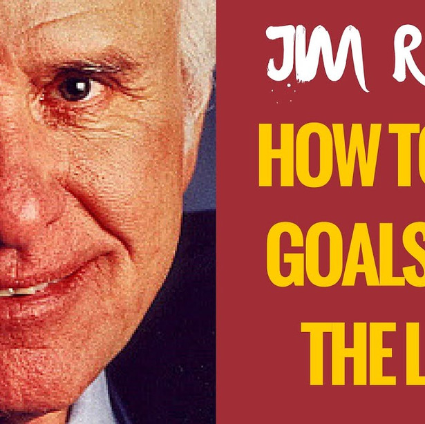 "Jim Rohn ""Power of Dream & Goal"""