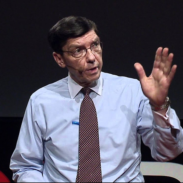 "Clay Christensen ""How do you mesure your life"""