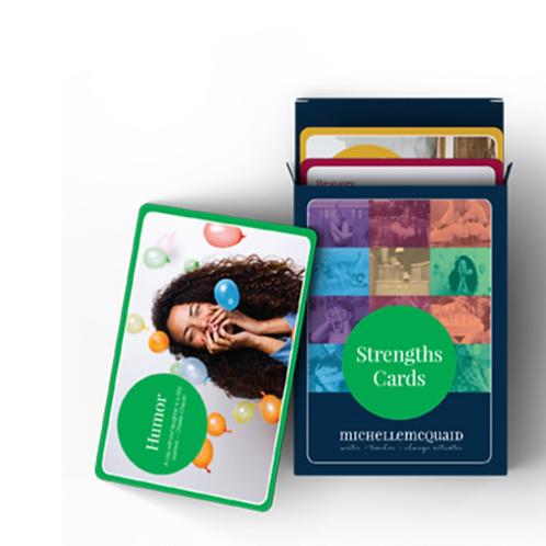 Strengths Card