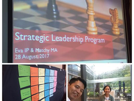 [Strategic Leadership Program – Elevating the Leaders' Strategic Thinking to the Next Level]